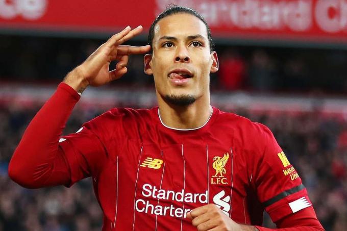 Virgil van Dijk overlooked as Liverpool handed incredible new boost - Bóng Đá