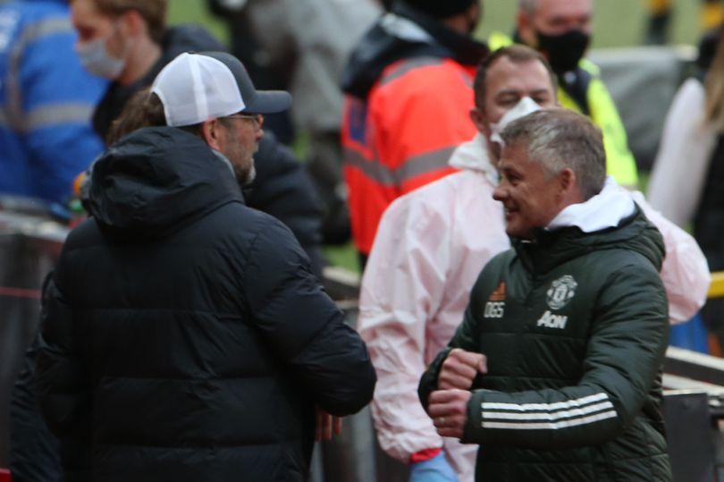 Ole Gunnar Solskjaer blames Liverpool FC coach Jurgen Klopp for Manchester United penalty decisions - Bóng Đá