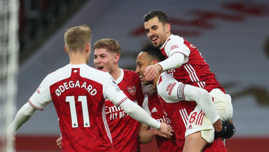 Arsenal can win the north London derby if Mikel Arteta keeps faith with creative duo - Bóng Đá