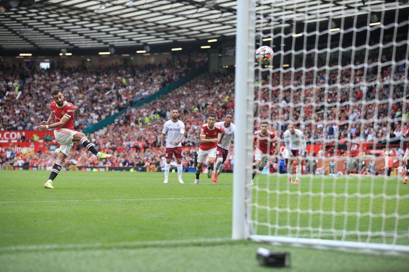 Manchester United explain Bruno Fernandes and Cristiano Ronaldo penalty decision - Bóng Đá