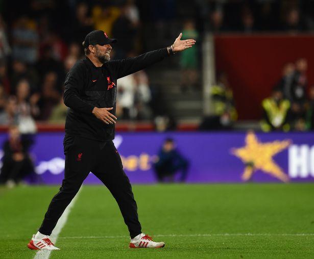 Jurgen Klopp responds as Liverpool miss chance to send title message at Brentford - Bóng Đá