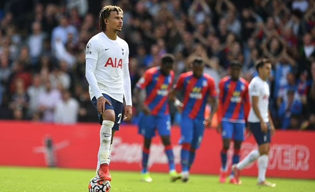 10 thống kê tệ hại của Tottenham - Bóng Đá