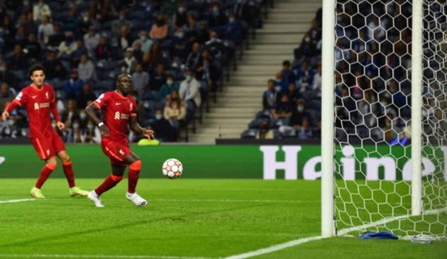 Sau trận Liverpool - Bóng Đá