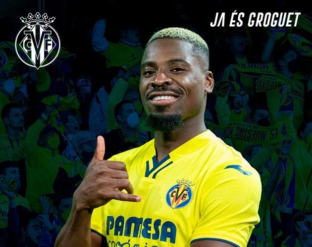 Nc247info tổng hợp: CHÍNH THỨC! Aurier gia nhập Villarreal