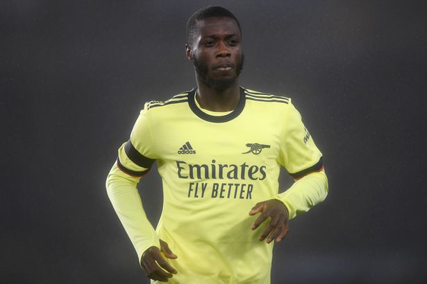 Nicolas Pepe a victim of Arsenal's £56m transfer call that Mikel Arteta is set to fix in January - Bóng Đá