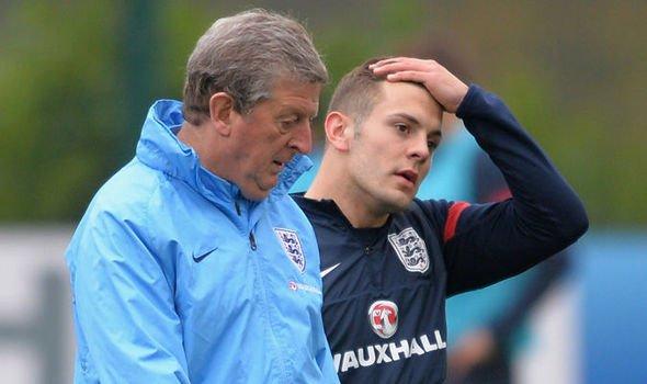 Roy Hodgson muốn Wilshere cứu...Palace - Bóng Đá