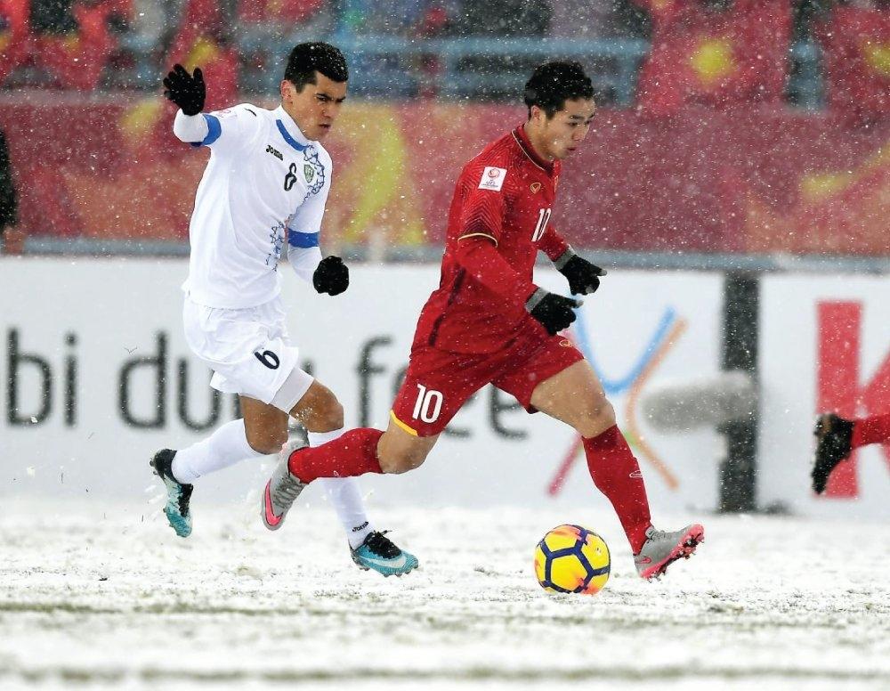 """HLV U23 Uzbekistan: """"U23 Việt Nam đã chơi bóng đá đẹp"""" - Bóng Đá"""