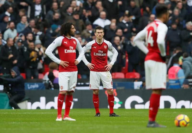 Arsenal lại thảm bại trên đất khách: Vì sao, Wenger? - Bóng Đá