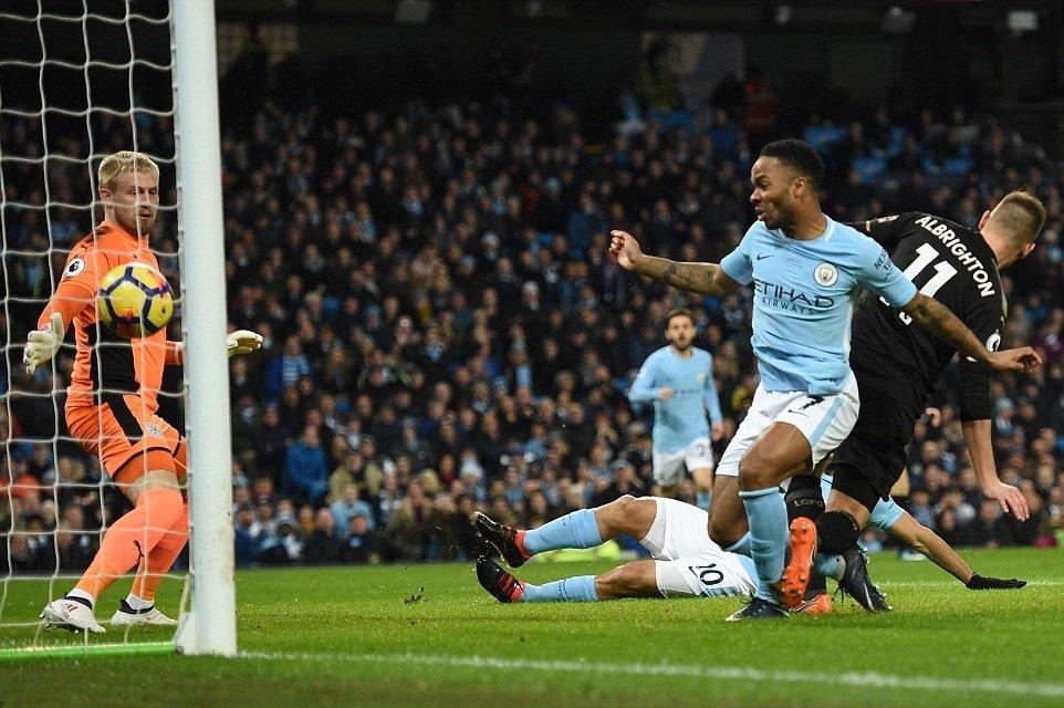 Man City hủy diệt Leicester: Đặt cả Premier League dưới chân - Bóng Đá