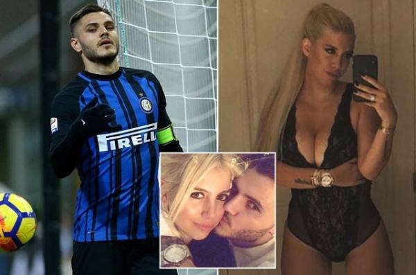 Vợ Icardi lại gây ồn ào với scandal mới - Bóng Đá