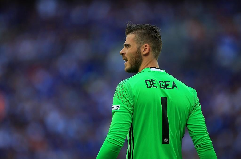 Sớm muộn gì Real cũng cướp mất De Gea từ tay M.U - Bóng Đá
