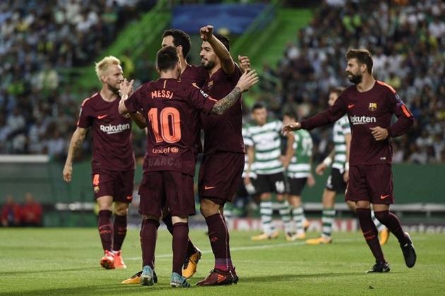 5 điểm nhấn Sporting Lisbon – Barca: Cột mốc còn dang dở của Messi - Bóng Đá