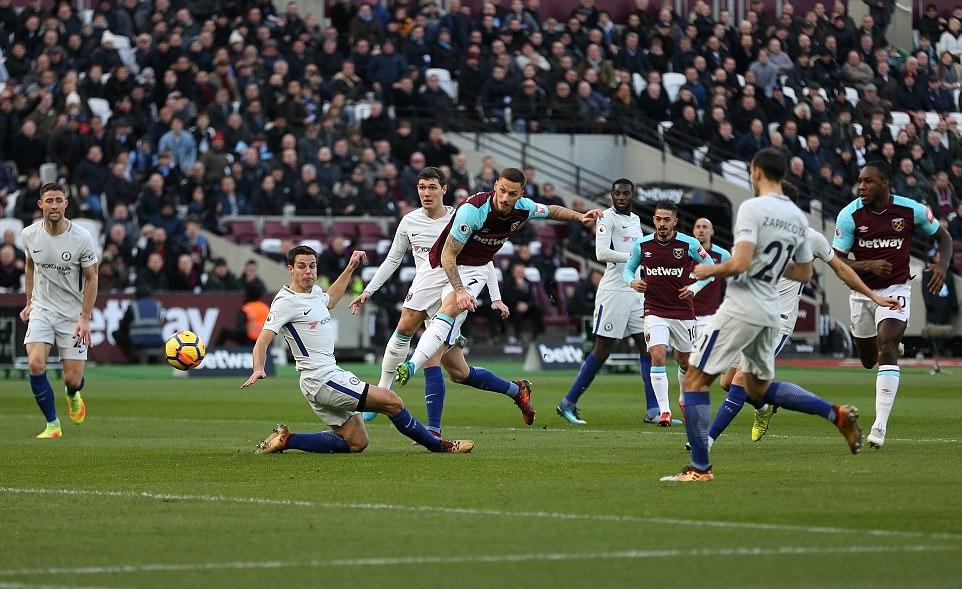 Thua West Ham, Chelsea nên chào tạm biệt ngôi vương - Bóng Đá