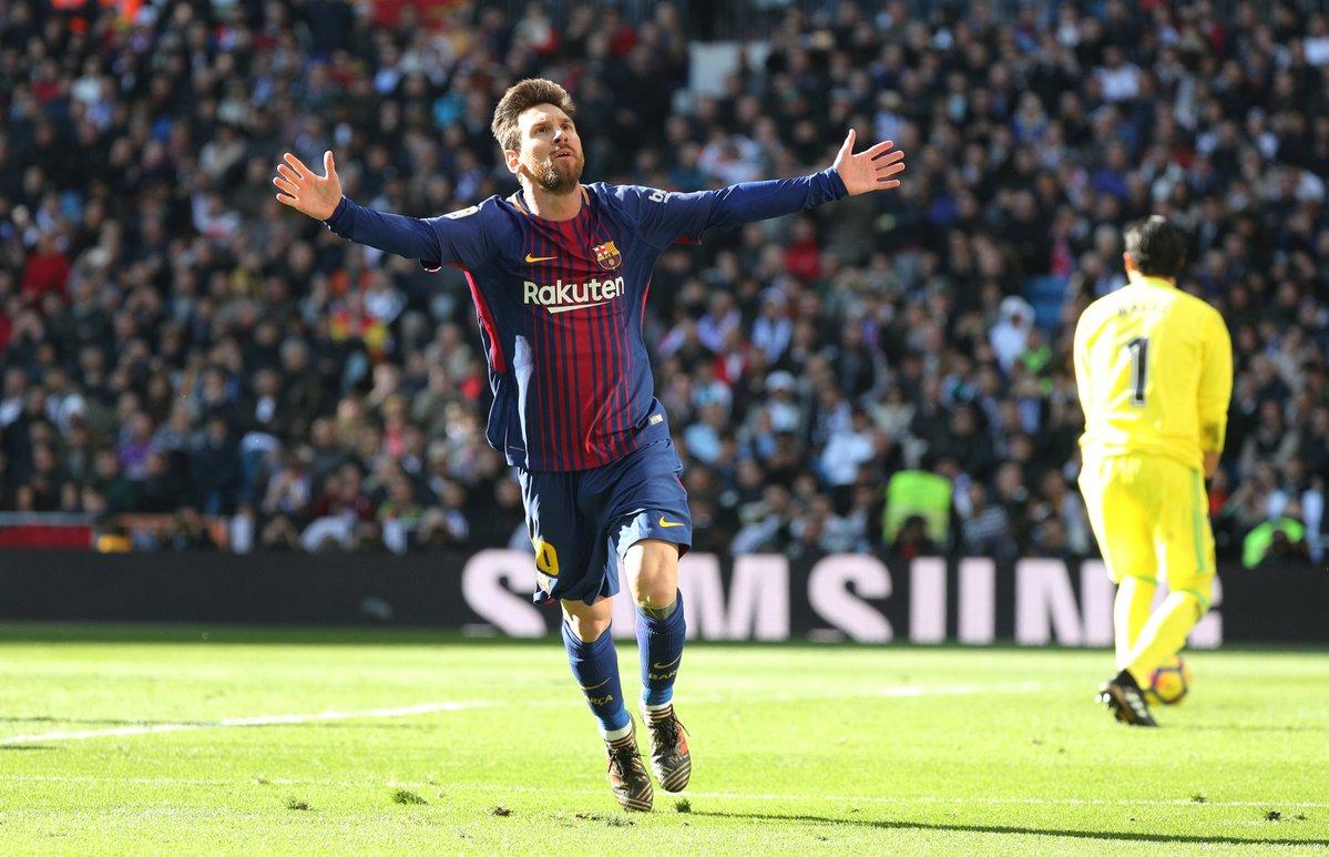 Song sát lên tiếng, Barca vùi dập Real tại Bernabeu - Bóng Đá