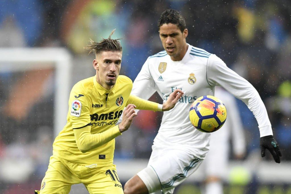 TRỰC TIẾP Real Madrid 0-0 Villarreal (H1): Ronaldo!!!! - Bóng Đá