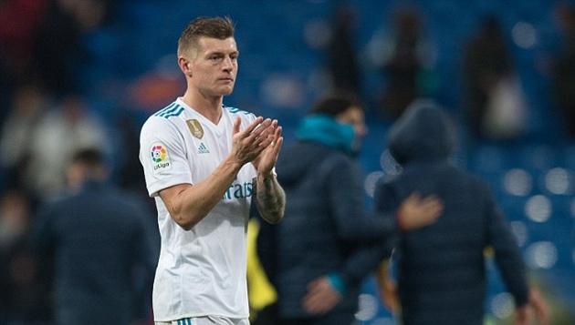 Sao Real thừa nhận đầu hàng trước Barca - Bóng Đá