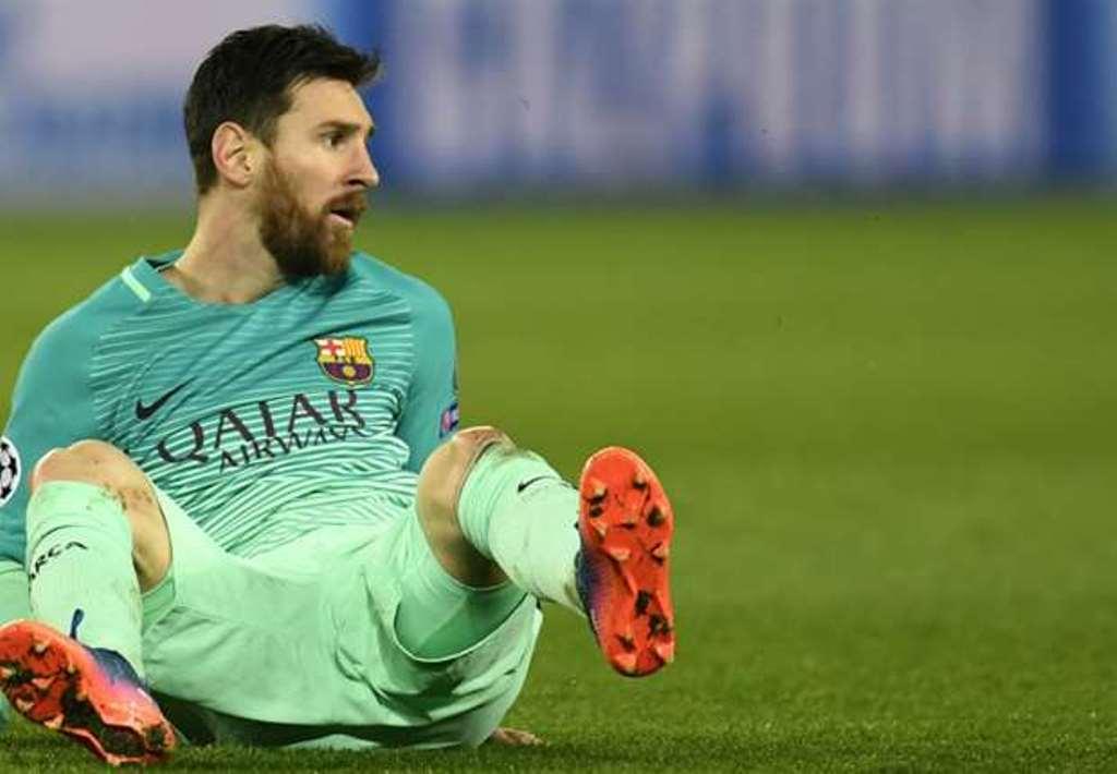 Nhận thống kê tệ hại, Messi bị Gerrard và Ferdinand chê bai - Bóng Đá
