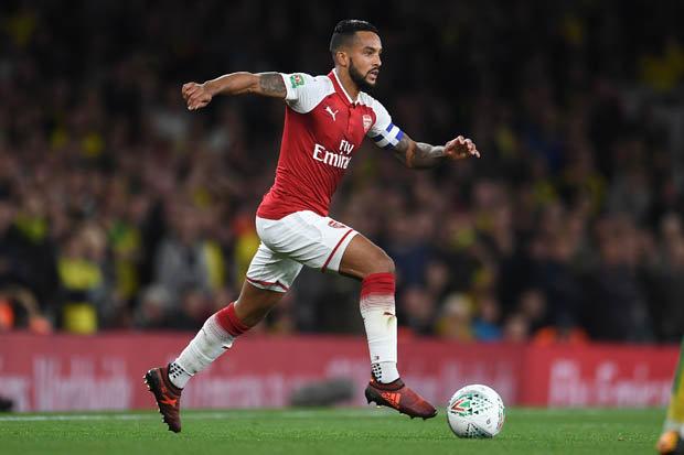 Huyền thoại khuyên Theo Walcott rời Arsenal - Bóng Đá