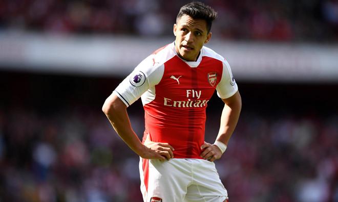 Alexis Sanchez sẵn sàng giảm lương để đến Real Madrid - Bóng Đá