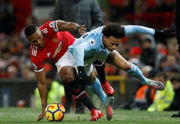 Chấm điểm Man Utd trận Man City: Lukaku tuổi? - Bóng Đá