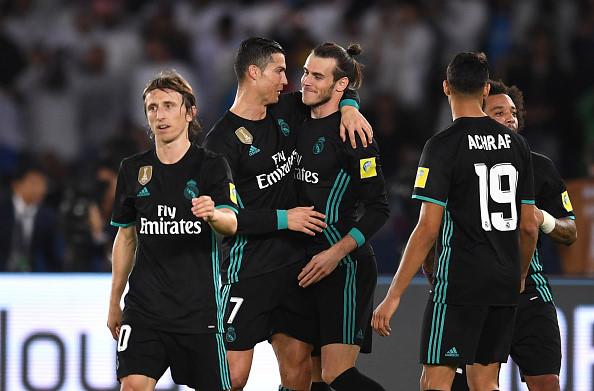 Bale và Ronaldo tỏa sáng, Real ngược dòng hạ Al Jazira - Bóng Đá