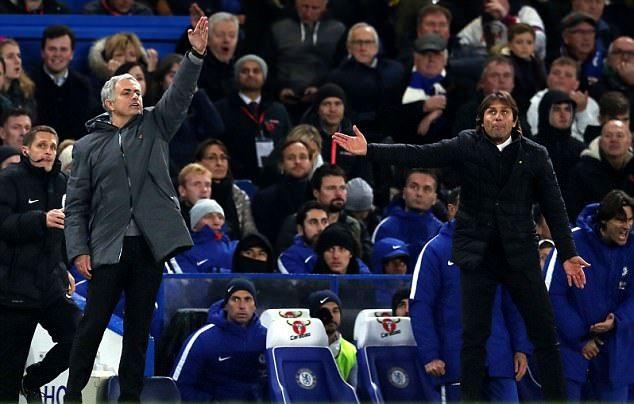 Conte đáp trả Mourinho: Cứ việc nói, tôi sẽ ngủ ngon - Bóng Đá