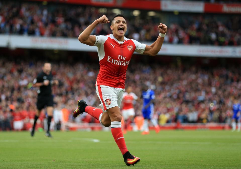Alexis Sanchez sẽ là Cantona mới của Man Utd - Bóng Đá