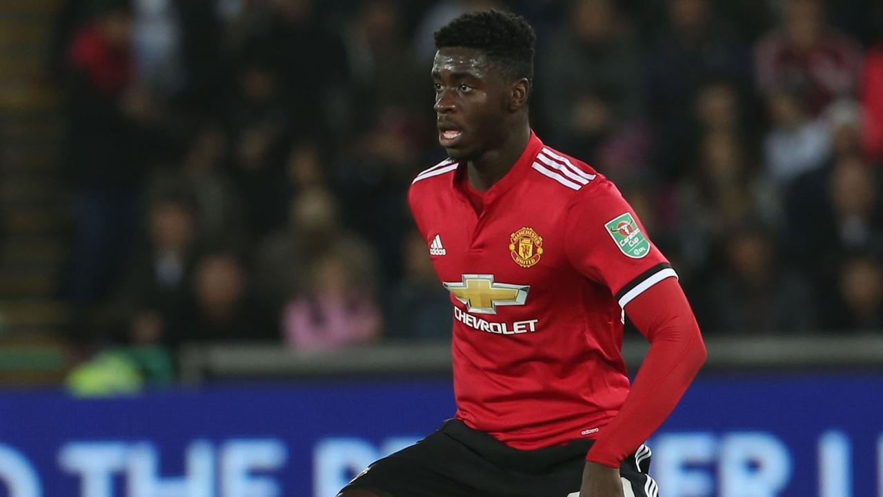 CHÍNH THỨC: Sao trẻ Man Utd gia nhập Aston Villa - Bóng Đá