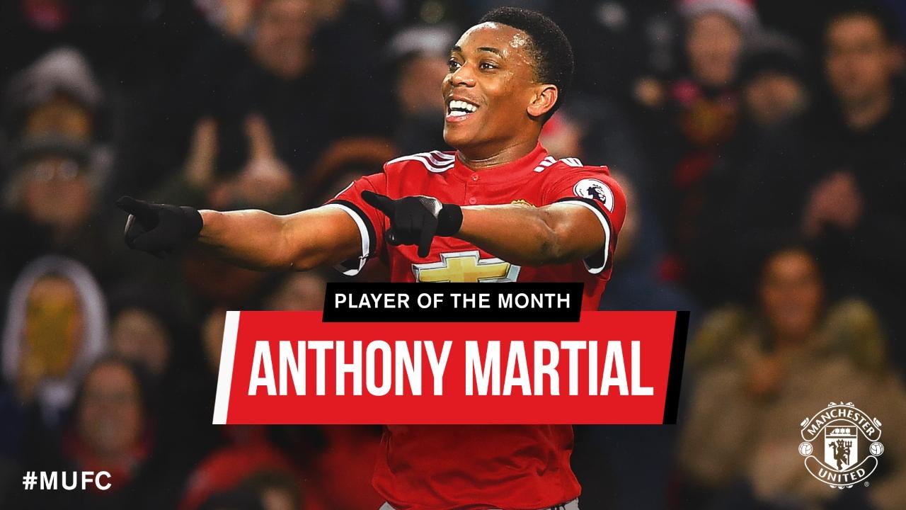 Lộ diện cầu thủ xuất sắc nhất tháng Giêng tại Man Utd - Bóng Đá