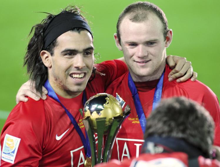 Rooney chọn đối tác ăn ý nhất: Không phải Ronaldo - Bóng Đá