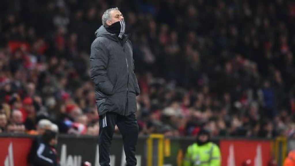 Jose Mourinho: Tôi nên được trao danh hiệu Huấn luyện viên chuẩn mực - Bóng Đá