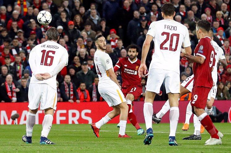 Salah phá vỡ kỉ lục của Liverpool tại Champions League - Bóng Đá