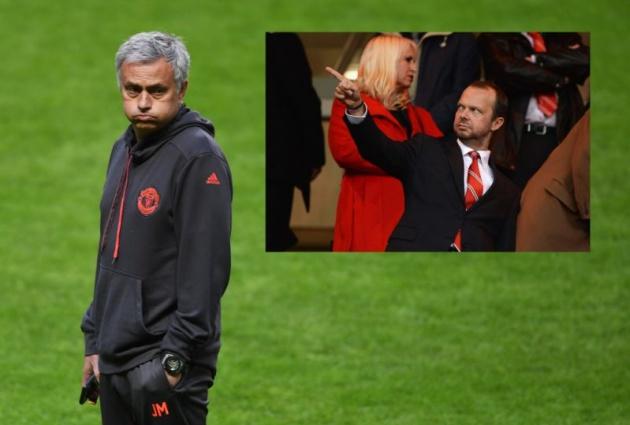 Lỡ thương vụ 100 triệu bảng, Mourinho phát điên với những lí do của Ed Woodward - Bóng Đá
