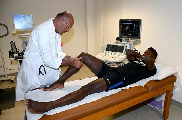 CHÍNH THỨC: Inter đón tân binh thứ 8, từ Monaco - Bóng Đá