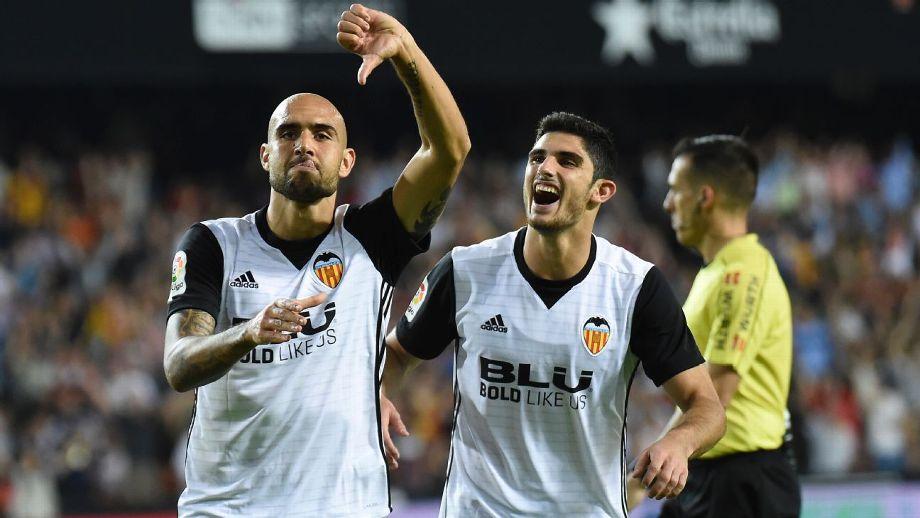 CHÍNH THỨC: 'Thánh' penalty Zaza rời Valencia - Bóng Đá