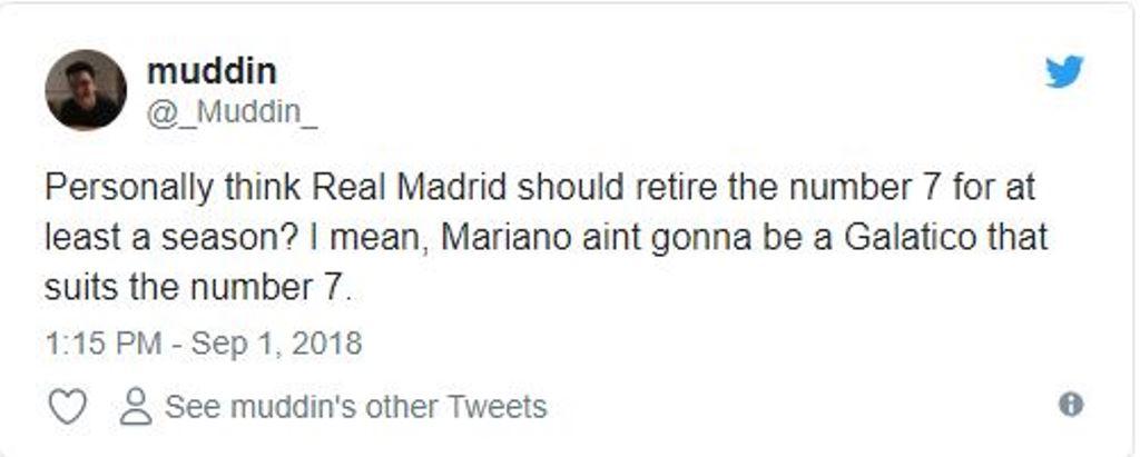 Mariano Diaz - số 7 phiên bản lỗi của Real - Bóng Đá