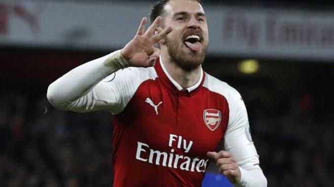Man Utd ủ mưu cướp tiền vệ thượng hạng của Arsenal - Ramsey - Bóng Đá