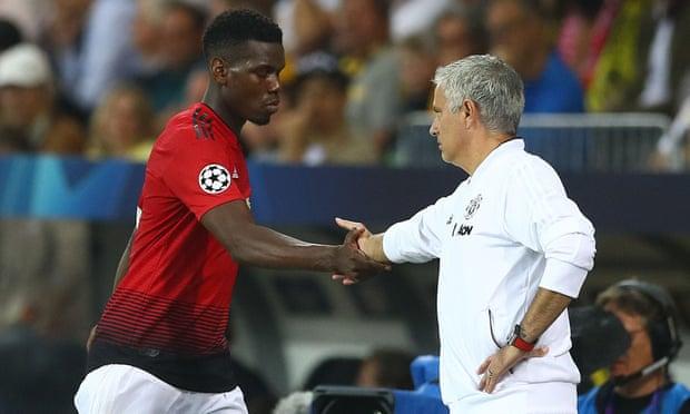 Paul Pogba bất ngờ cám ơn HLV Mourinho vì lí do đặc biệt này - Bóng Đá