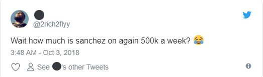 Sốc! Đá 1 trận, Alexis Sanchez để mất bóng nhiều hơn Cazorla trong 6 năm - Bóng Đá