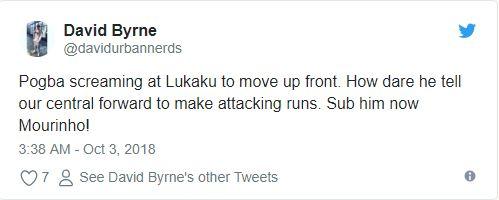 Lộ bằng chứng cho thấy Pogba không hài lòng với Lukaku - Bóng Đá
