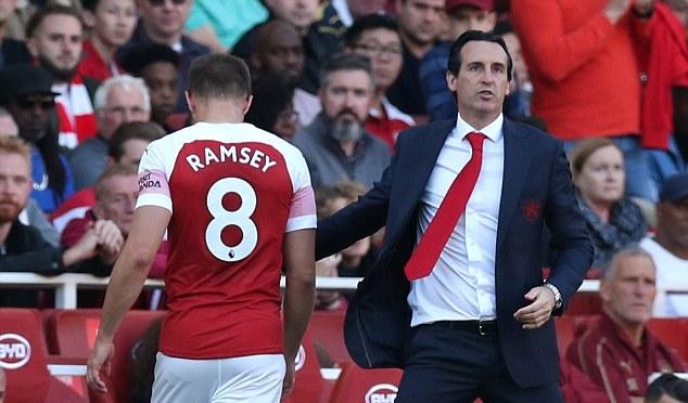 2 ngôi sao được Arsenal nhắm đến thay Ramsey - Herrera Banega - Bóng Đá