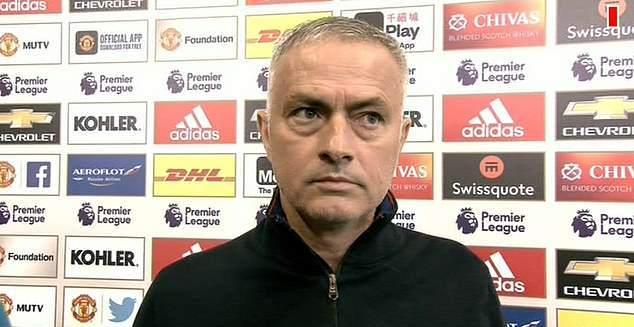 Mourinho kể tên 2 cầu thủ buồn và sợ - Bóng Đá