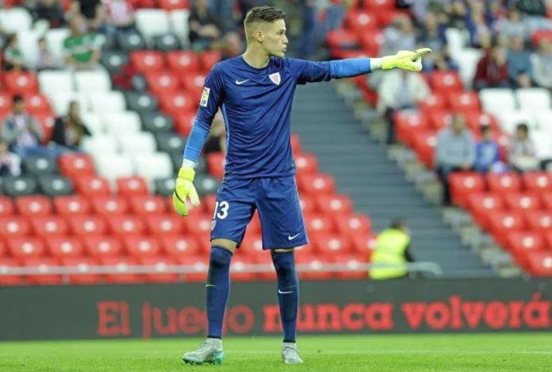 Lo mất De Gea, Man Utd nhắm mua thủ thành số 1 Bilbao - Bóng Đá