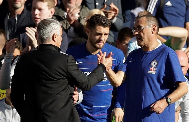 Mourinho nói về sao Chelsea: