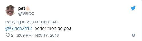 Fan Quỷ đỏ tìm ra người xuất sắc hơn cả De Gea - Bóng Đá