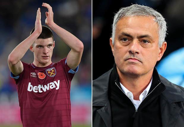 Mourinho bất ngờ nhắm mua 'cái tên lạ' của West Ham - Bóng Đá