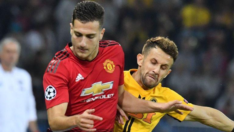 Dalot có thể đem đến khác biệt cho Man Utd - Bóng Đá