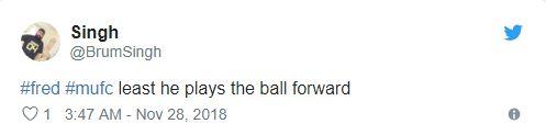 Fan MU nói về Fred sau trận Young Boys - Bóng Đá