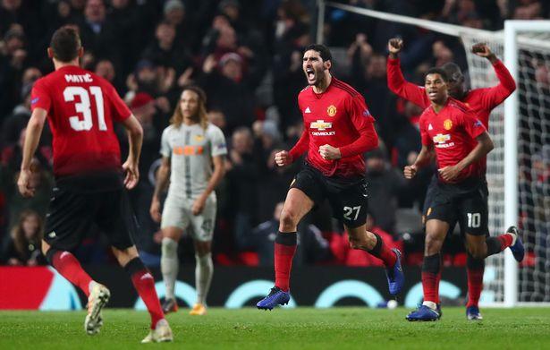 Man Utd có thể gặp ai ở vòng knock-out Champions League? - Bóng Đá