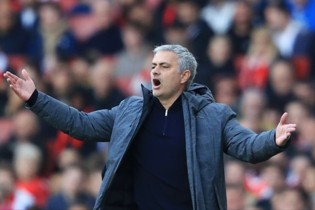 Tiếp Arsenal, Mourinho mất 4 trụ cột - Bóng Đá